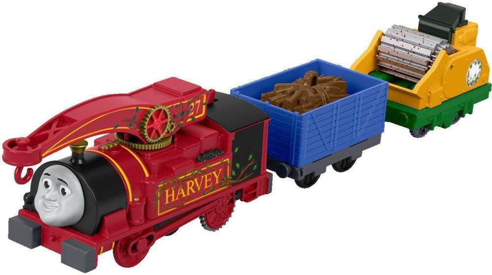 Harvey - Helpful Harvey - Trackmaster Revolution
