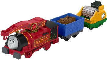 Harvey - Helpful Harvey - Trackmaster Revolution