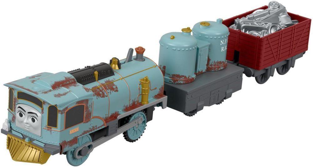 Lexi the Experimental Engine - Trackmaster Revolution