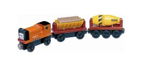 Rusty and Construction Cars - Thomas Wooden