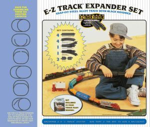 EZ Track Steel Expander Pack - Bachmann