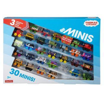 Thomas Minis 30pk with 3 Exclusive Slime Minis - Thomas Minis
