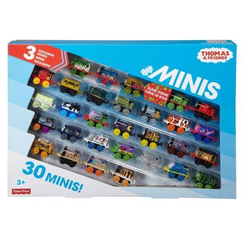 Thomas Minis 30pk with 3 Exclusive Slime Minis - Tho