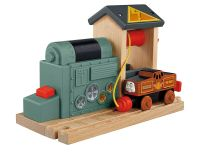 Battery Charging Station inc Stafford - Thomas Wooden