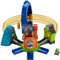Boost 'n' Blast Stunt Set - Thomas Minis
