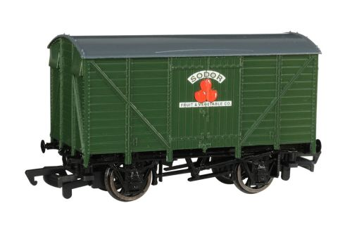 Ventilated Van - Sodor Fruit and Veg - Bachmann
