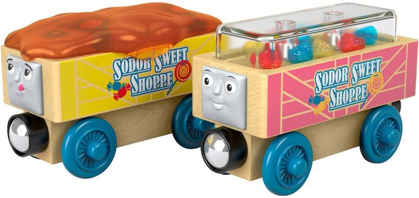 Candy Cars - Thomas Wood