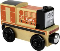 Rusty - Thomas Wood