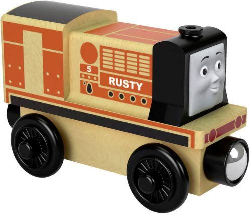 Rusty - Thomas Wood