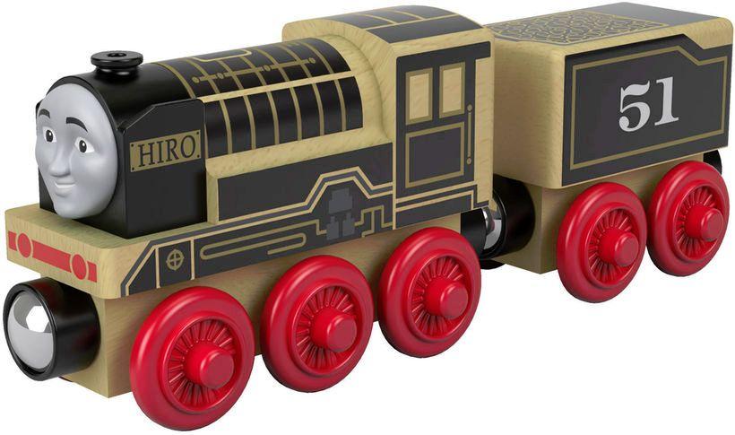 Hiro - Thomas Wood
