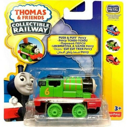 Percy - Push and Puff - Collectible Railway