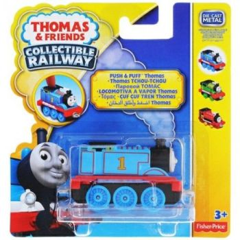 Thomas - Push and Puff - Collectible Railway