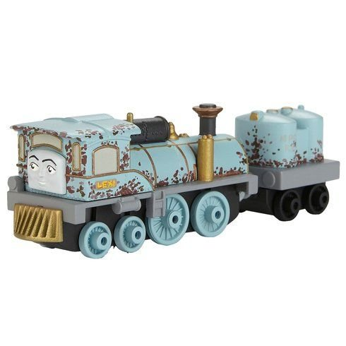 Lexi the Experimental Engine - Thomas Adventures