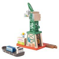 Cranky at the Docks - Thomas Wood
