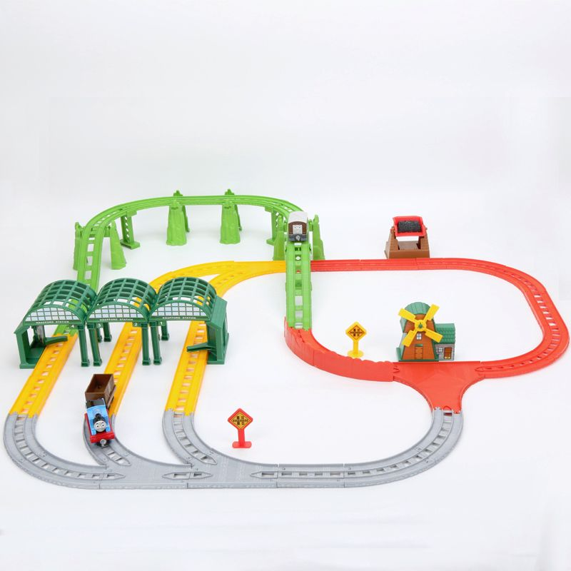 Busy Day on Sodor Deluxe Set - Collectable Railway