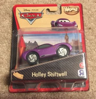 TRU Disney Pixar Cars - Holley Shiftwell - Cars Wood Collection