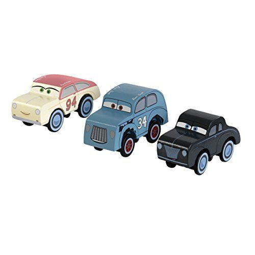 Legends 3 Pack Wooden Cars - Kidkraft