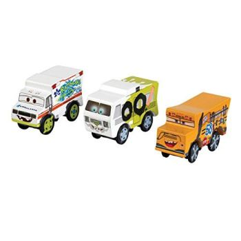 Thunder Hollow 3 Pack Wooden Cars - Kidkraft