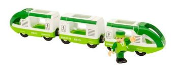 Green Travel Train  - Brio