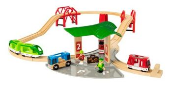Travel Station Set - Brio