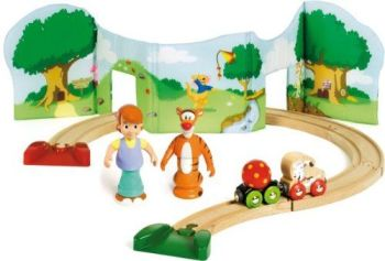 Winnie the Pooh My First 100 Acre Wood Set - Brio