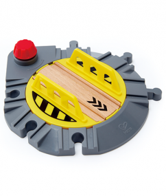 Adjustable Rail Turntable  - Hape Wooden Railway