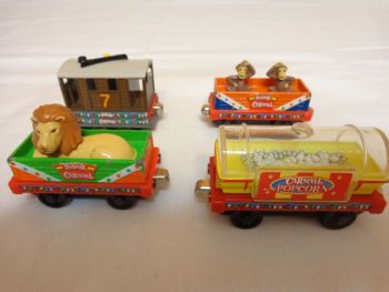 Sodor Carnival Vehicle Pack - Take Along