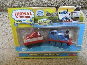 Thomas to the Rescue - Take N Play