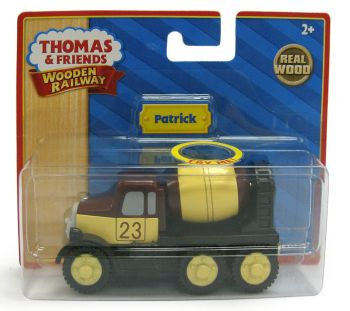 Patrick - Thomas Wooden LC
