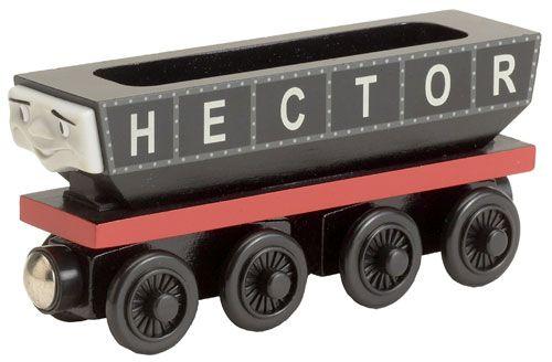 Hector - Thomas Wooden