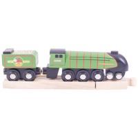 Eisenhower - BigJigs Rail