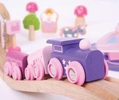 Fairy Pink Range