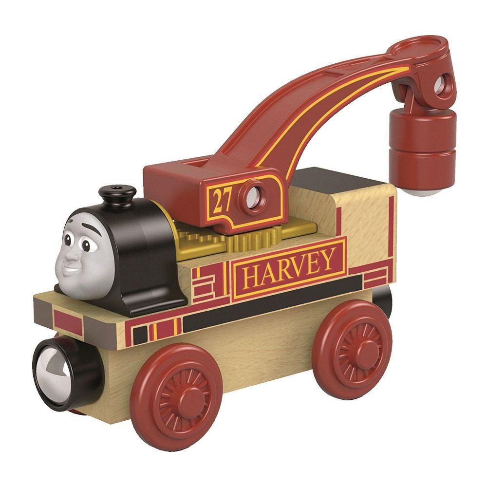 Harvey - Thomas Wood