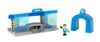 Smart Tech Railway Workshop - Brio