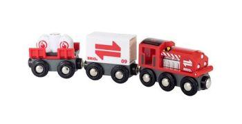 Cargo Train - Brio