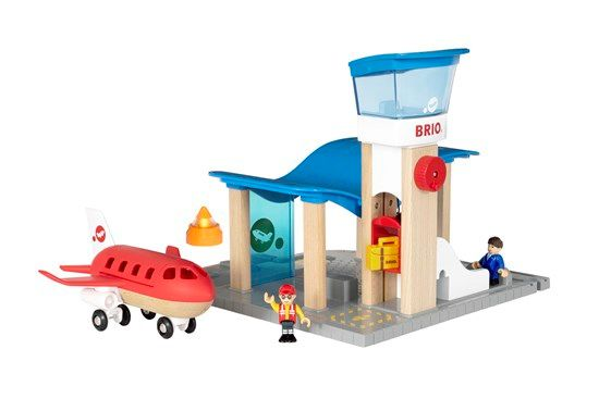 Airport with Control Tower - Brio