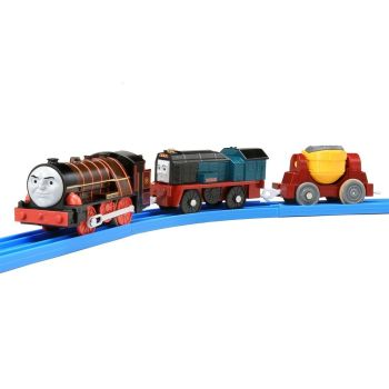 Hurricane and Frankie - Plarail