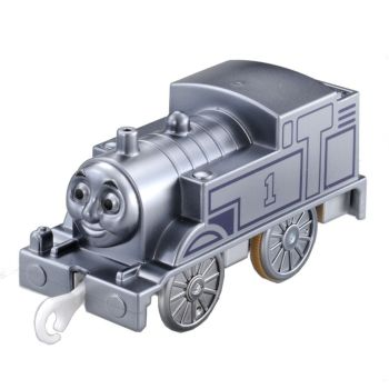 Metallic Thomas  - Plarail Tecolo de Ting!