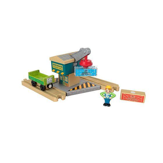 Spin and Lift Crane - Thomas Wood