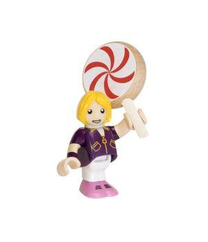 Girl with Lollipop - Brio