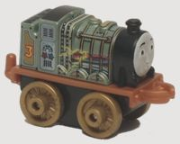 Robo Henry - Thomas Minis