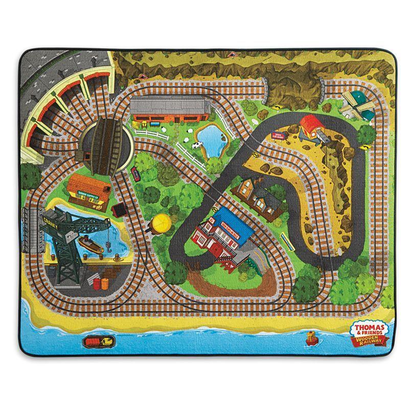 Sodor Felt Playmat - Thomas Wooden Railway