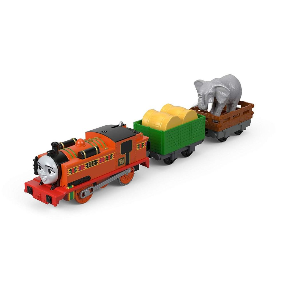 Nia - Trackmaster Revolution - Preorder due 5th July
