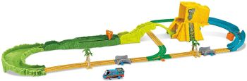 Turbo Jungle Jump Set - Trackmaster Revolution