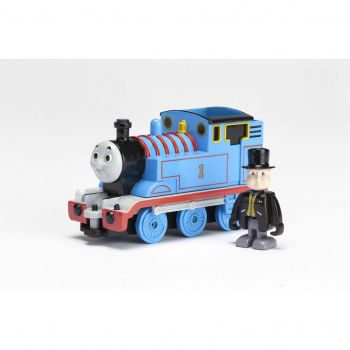 Thomas and Sir Topham Hatt - Tomica Diecast