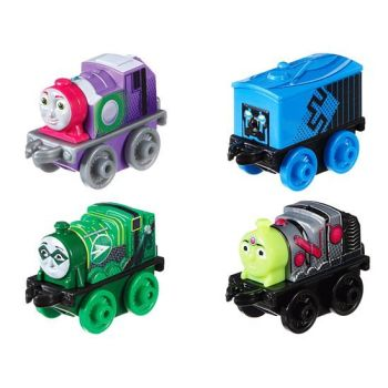 DC Superheroes 4 Pack 2018 - Thomas Minis
