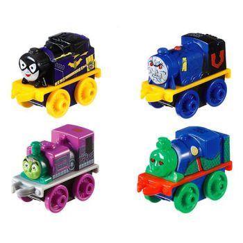 DC Superheroes 4 Pack 2018 #2 - Thomas Minis