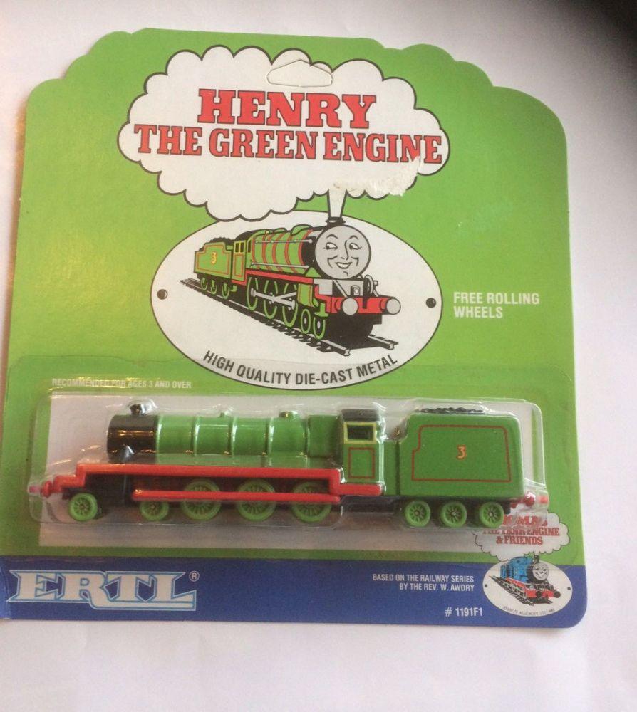 Henry - Paper Face - Ertl