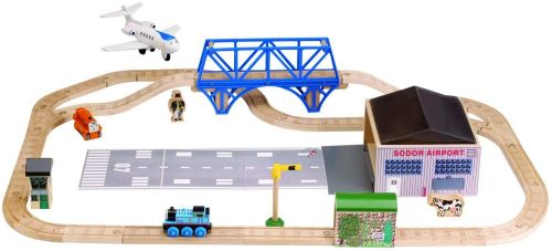 Jeremy & The Airfield Set - Thomas Wooden