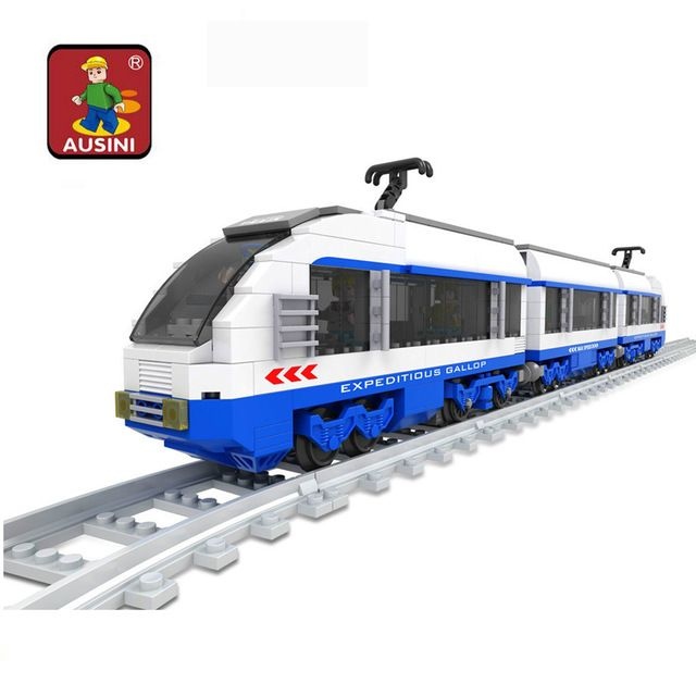 Brick Trains